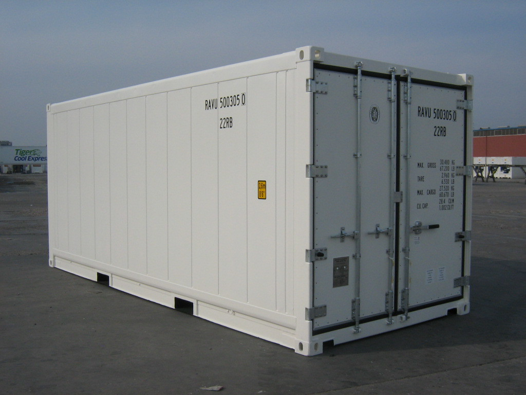 20 Ft Refrigerated Containers Moon Refrigeration