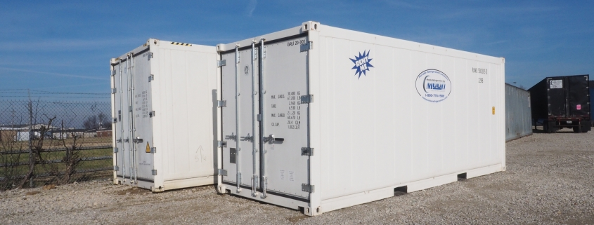 refrigerated containers in lexington kentucky