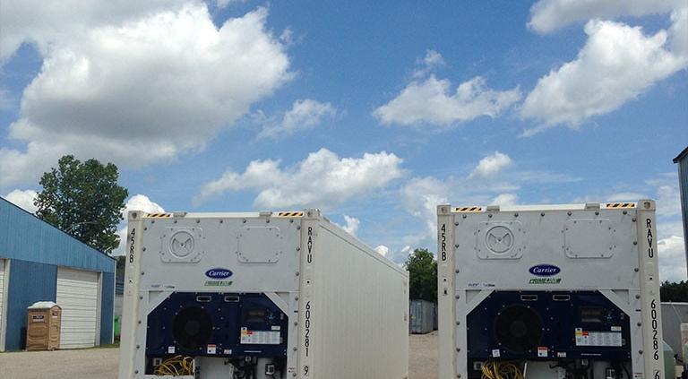 La Grange Kentucky Trailer Rentals Container